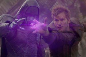 Guardians Of The Galaxy Lee Pace Ronan Star Lord Chris Pratt