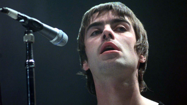 PA file photo dated 16.12.97 of Oasis singer Liam Gallagher who celebrates his 26th birthday on Monday 21st September 1998.  EDI photo by Adam Butler/PA