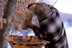 Wood chipper fargo