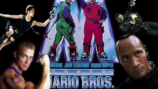 Terrible Video Game Movies