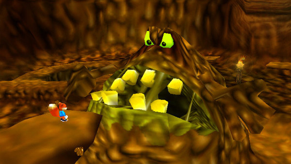 Conker's Bad Fur Day great mighty poo