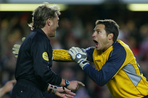 Carlo Cudicini is one of the Best Chelsea goalkeepers ever