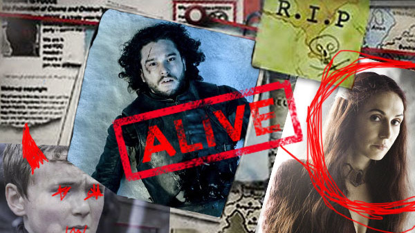 Game Of Thrones: 8 New Pieces Of Evidence That Jon Snow Will Return