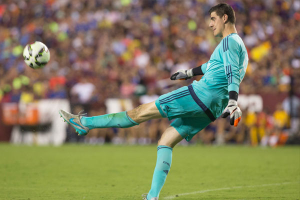 Best Chelsea goalkeepers ever Thibaut Courtois