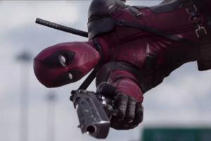 Deadpool Jump Gun