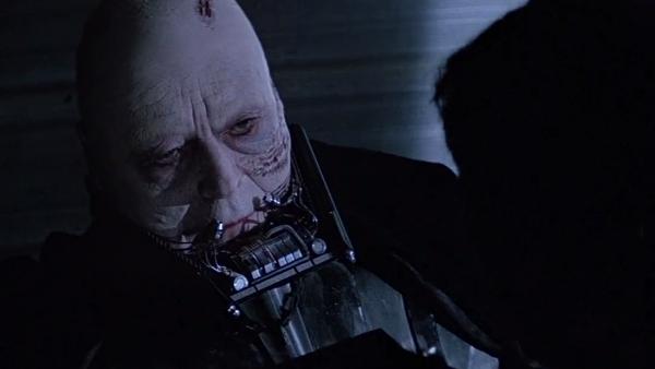 Star Wars Return of the Jedi Darth Vader Unmasked