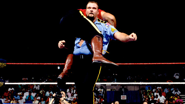 10 Most Under Rated Big Boss Man Wrestling Matches Page 4
