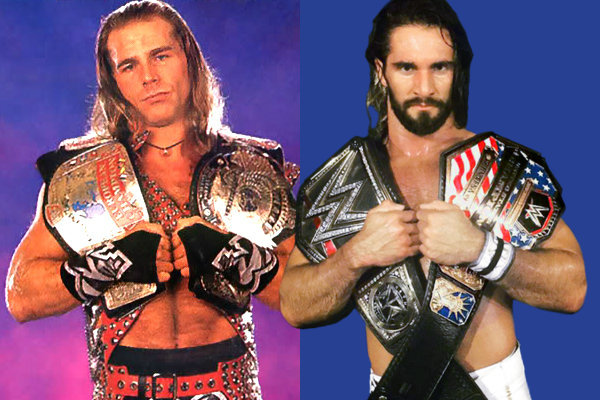 10 reasons seth rollins is wwe s new shawn michaels