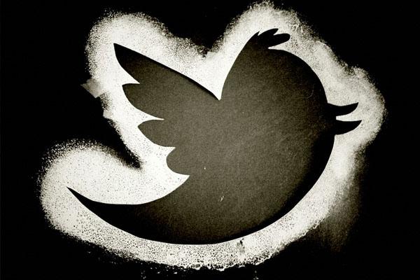 Dead Twitter Logo