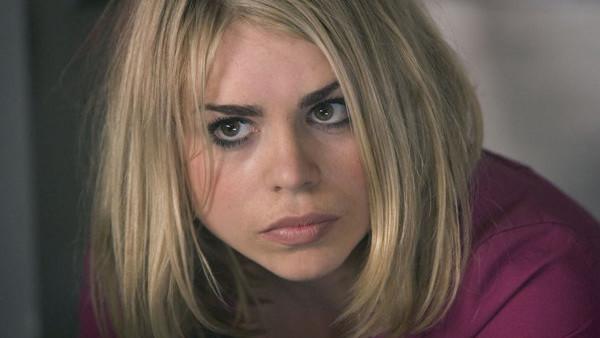 Doctor Who The Eleventh Hour Amy Pond the Doctor Matt Smith Karen Gillan