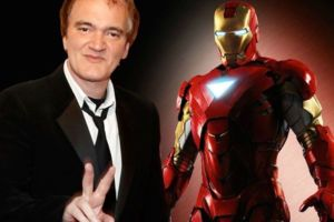 Tarantino Iron Man