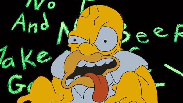 The Simpsons 20 Best Movie Parodies