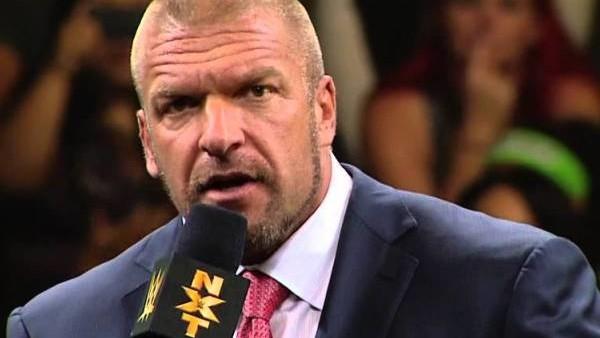 Triple H NXT Promo