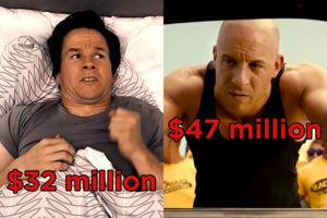Mark Wahlberg Vin Diesel
