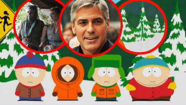 South Park secrets