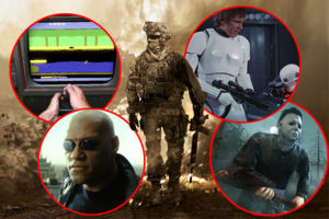 Call of Duty easter eggs
