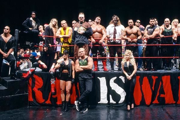 Attitude Era, Raw
