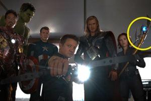 The scepter The Avengers