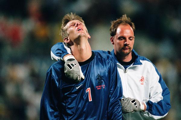 Best Chelsea goalkeepers ever Ed de Goey