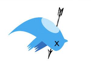 Twitter Dead Logo