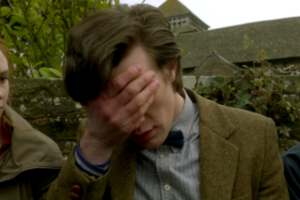 Doctor who facepalm