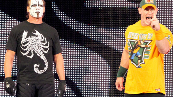 10 Sting WWE Matches You'll Never Get To See