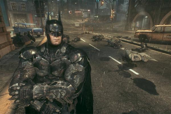 10. Batman: Arkham Knight