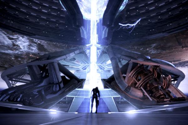 Mass Effect 3 ending