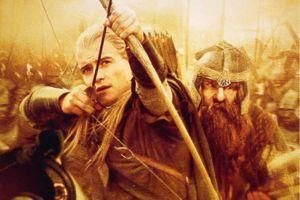 Legolas Gimli Lord of the Rings