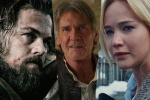 The Revenant Star Wars Episode 7 Joy