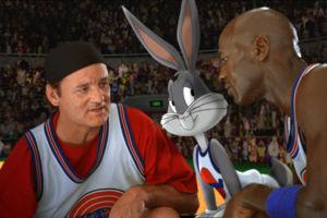 Space Jam Jordan Murray Bunny