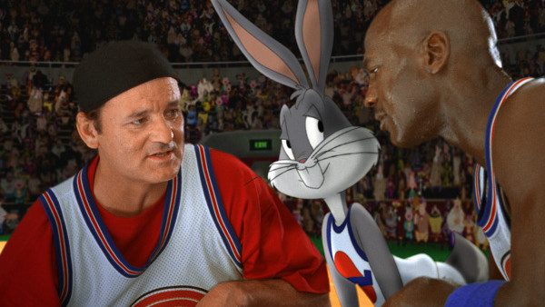 Space Jam Jordan Murray Bunny