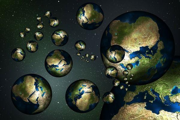 parallel universe world