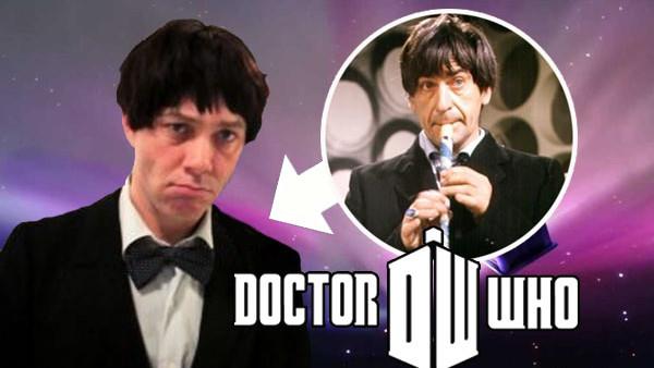 Reece Shearsmith Doctor Who