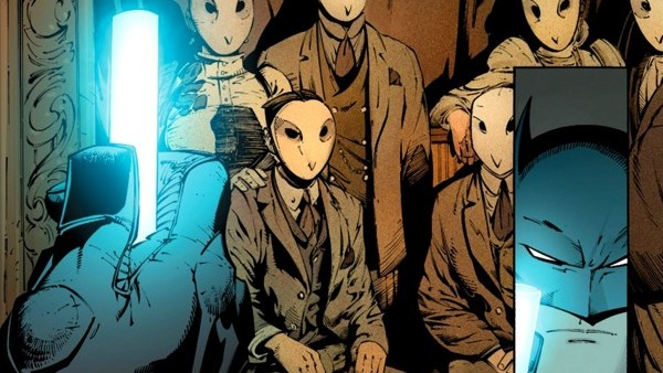 Court of Owls Batman