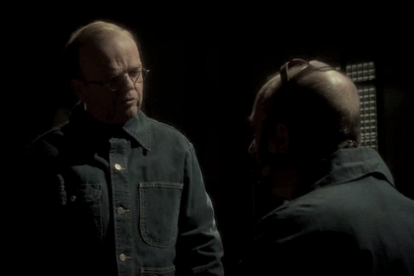fc984d9b3719f The last scene of season one saw the villainous Dr Fenhoff put in a cell  with none other than Armin Zola