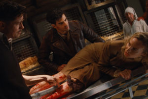 Bullet wound inglorious basterds