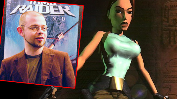 Tomb Raider Lara Croft Toby Gard designer