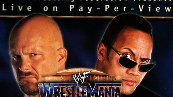 The first Texas Wrestlemania main event.