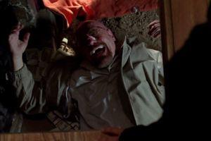 Breaking Bad Walter White Bryan Cranston Crawl Space