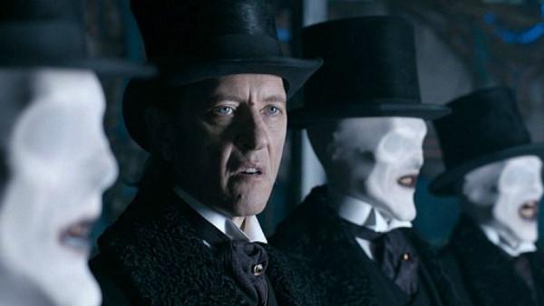 Richard E. Grant Doctor Who