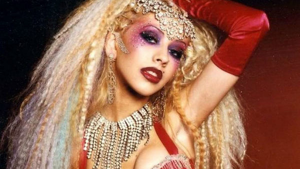 Christina Moulin Rouge