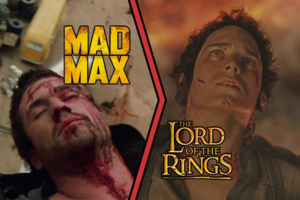 Mad Max Lord Of The Rings