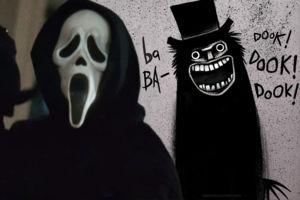 Scream Babadook