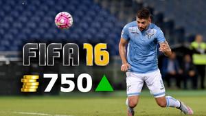 Filip Djordjevic Lazio FIFA 16