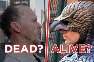 Birdman Dead Alive