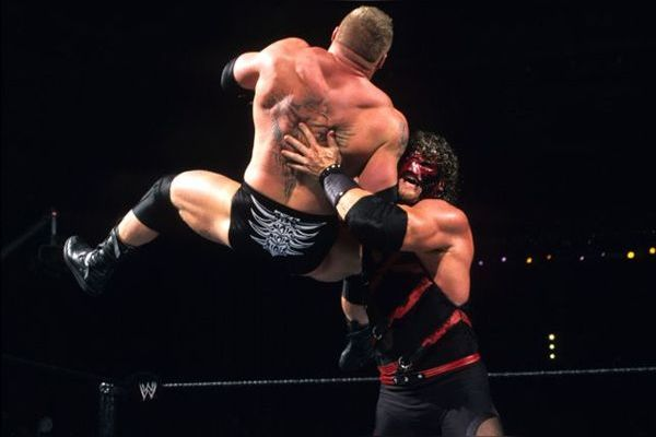 Brock Lesnar, Kane