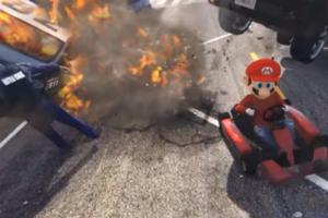 Mario Kart GTA Mod