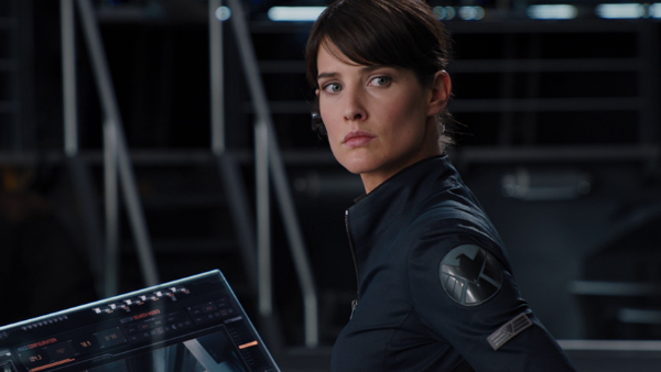 Maria Hill Age of Ultron