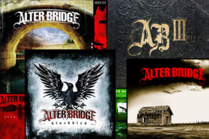 Alter Bridge albums